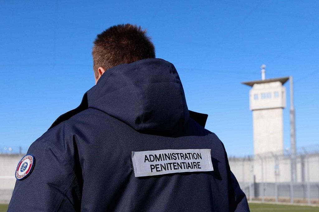 Pierre Botton intervient a la prison de Corbas
