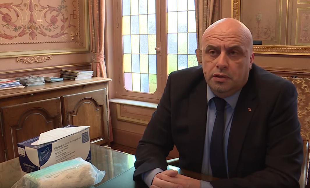 Maire Bouchain 2