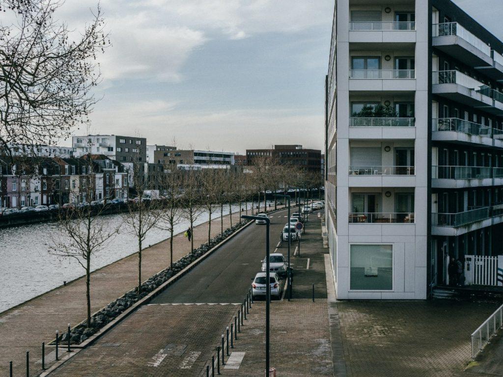 Bois blancs-Quartier résidentiel-Rive