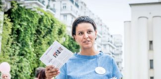 Legislatives 207 : Najat Vallaud-Belkacem