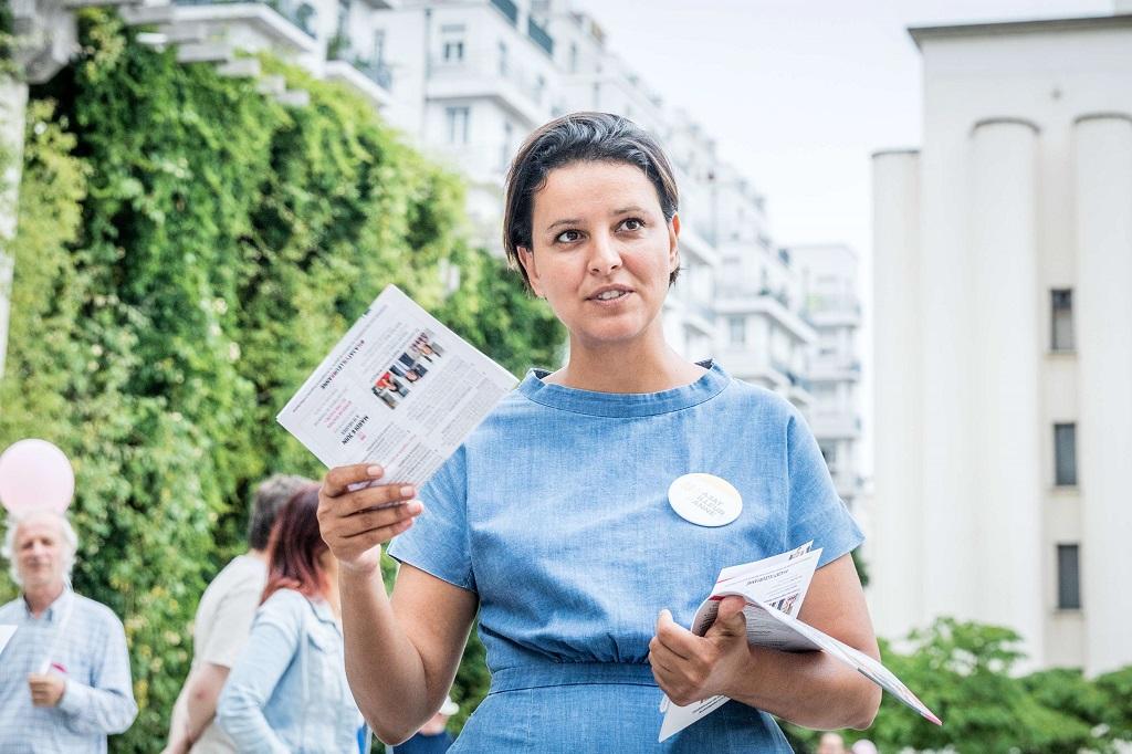 Legislatives 207 : Najat Vallaud-Belkacem