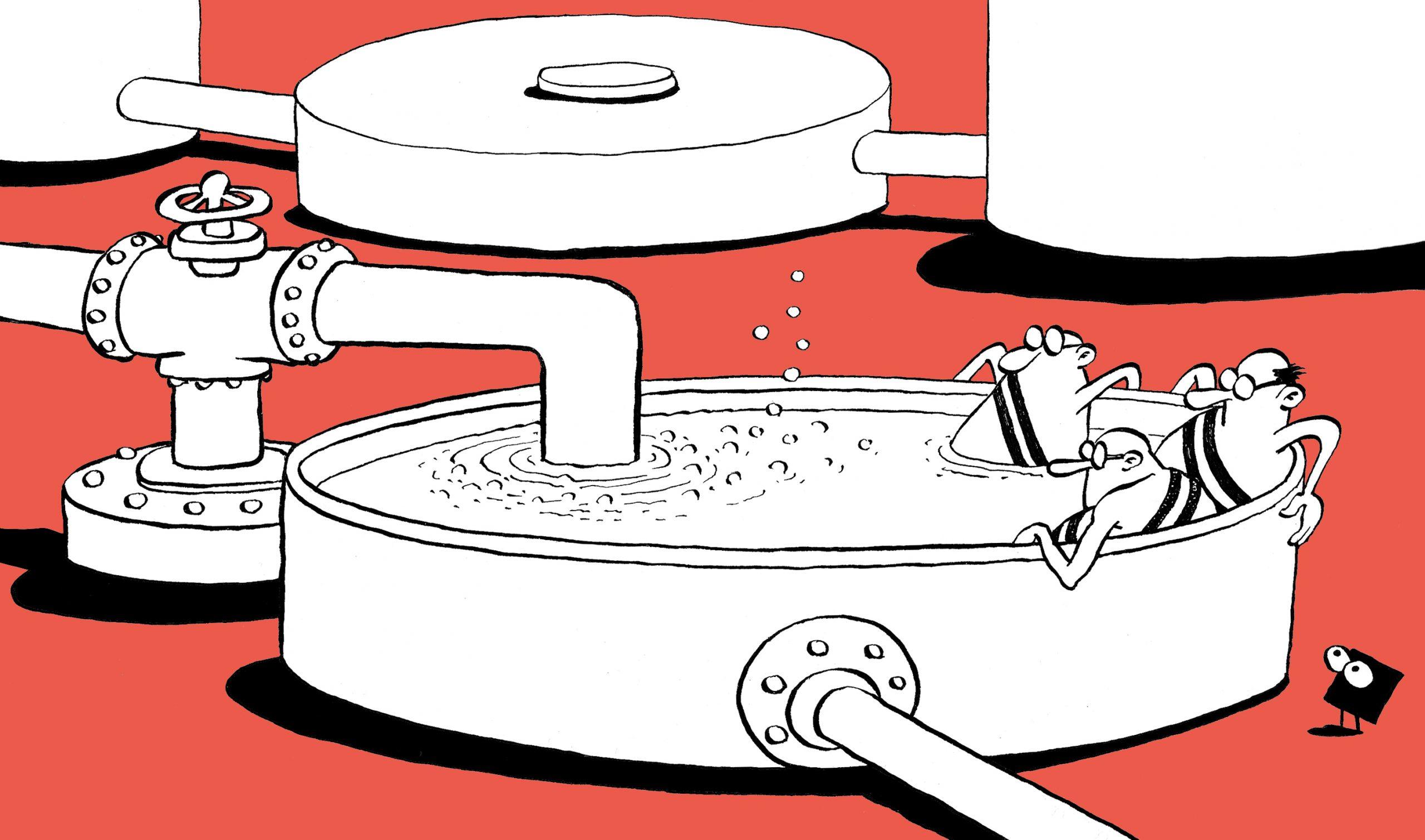 Attribution de l'eau 1