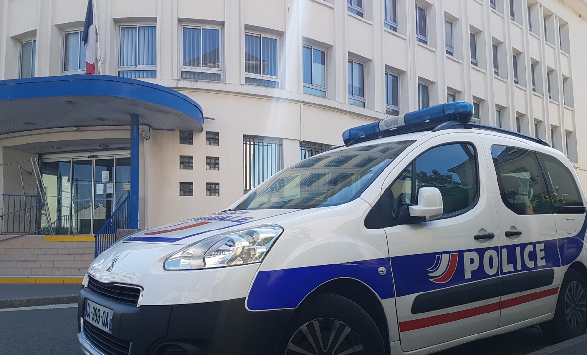 Photo commissariat Saint-Nazaire