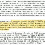 Capture écran rapport 104 présenté le 16 décembre 2020 au conseil régional