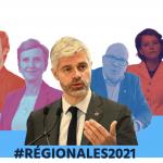 Les candidats aux régionales 2021
