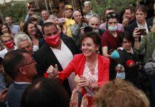 Carole Delga Victoire 2