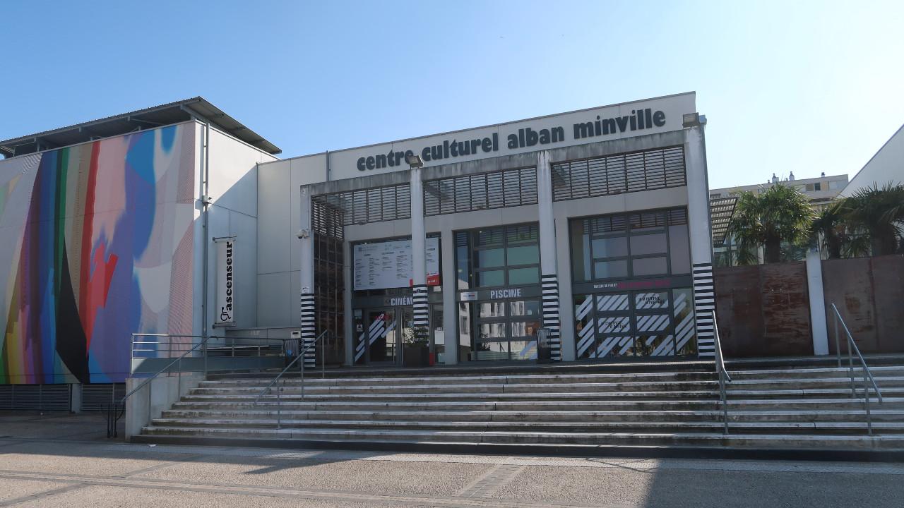 Centre culturel alban minville toulouse