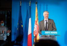 Laurent wauqiez speech- French regional election