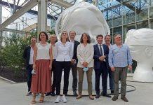 Les membres fondateurs de Nantes Université (c) Thibault Dumas
