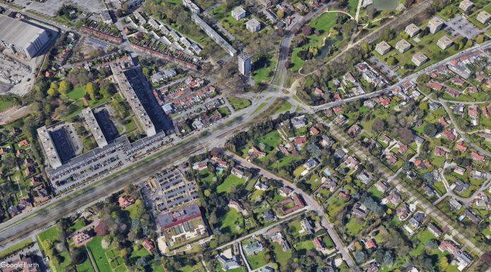 Avenue de Flandre - Croix