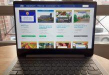 Ecran demo en ligne