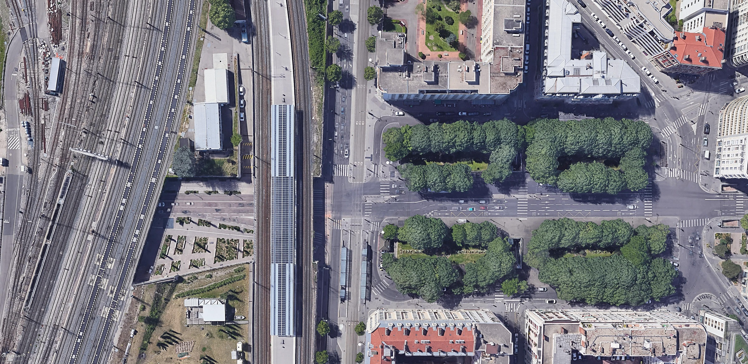 Gare de Jean-Macé