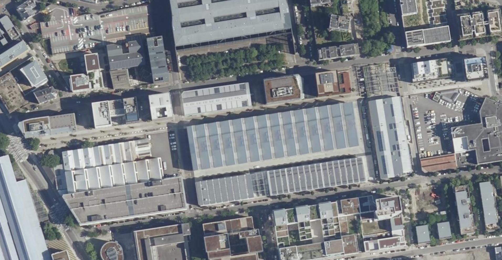 Halles Alstom