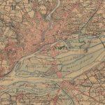 Ile Nantes Carte EM 1846