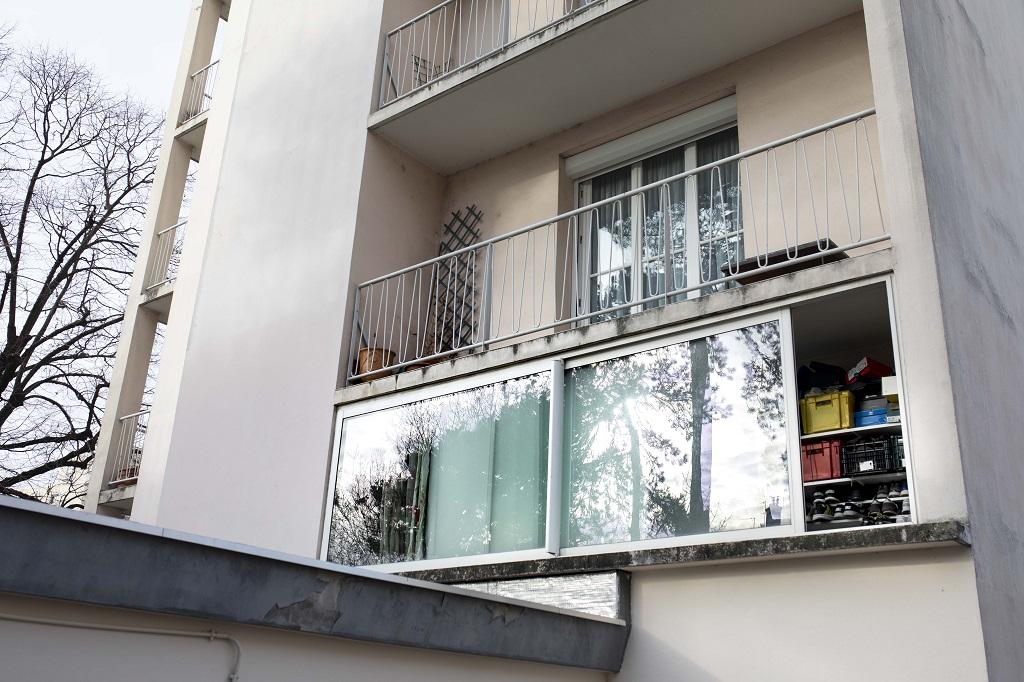 Appropriation des balcons