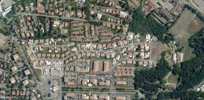 Piscine privée rue de vincennes 2006