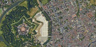 Le parc de la citadelle