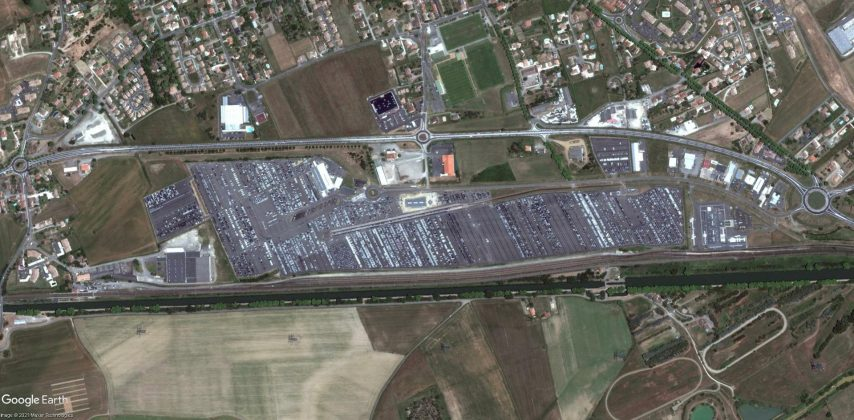 parking nord toulouse zoom 2011