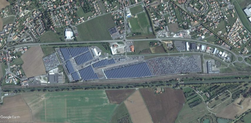 parking nord toulouse zoom 2014