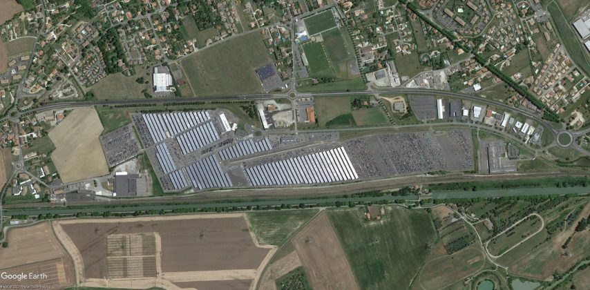 parking nord toulouse zoom 2015