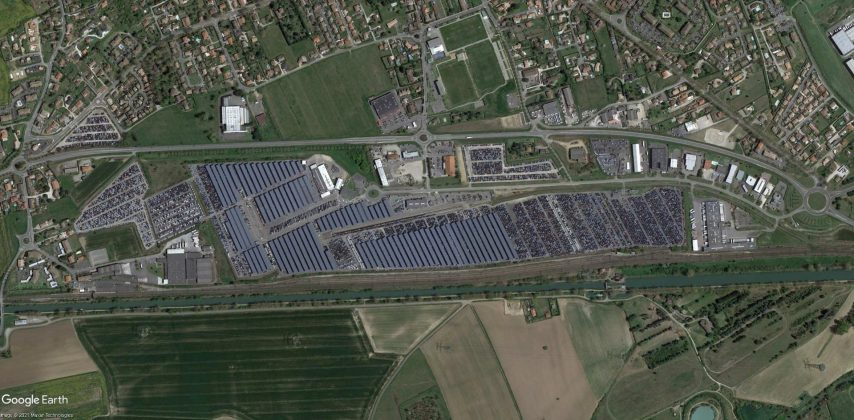 parking nord toulouse zoom 2020