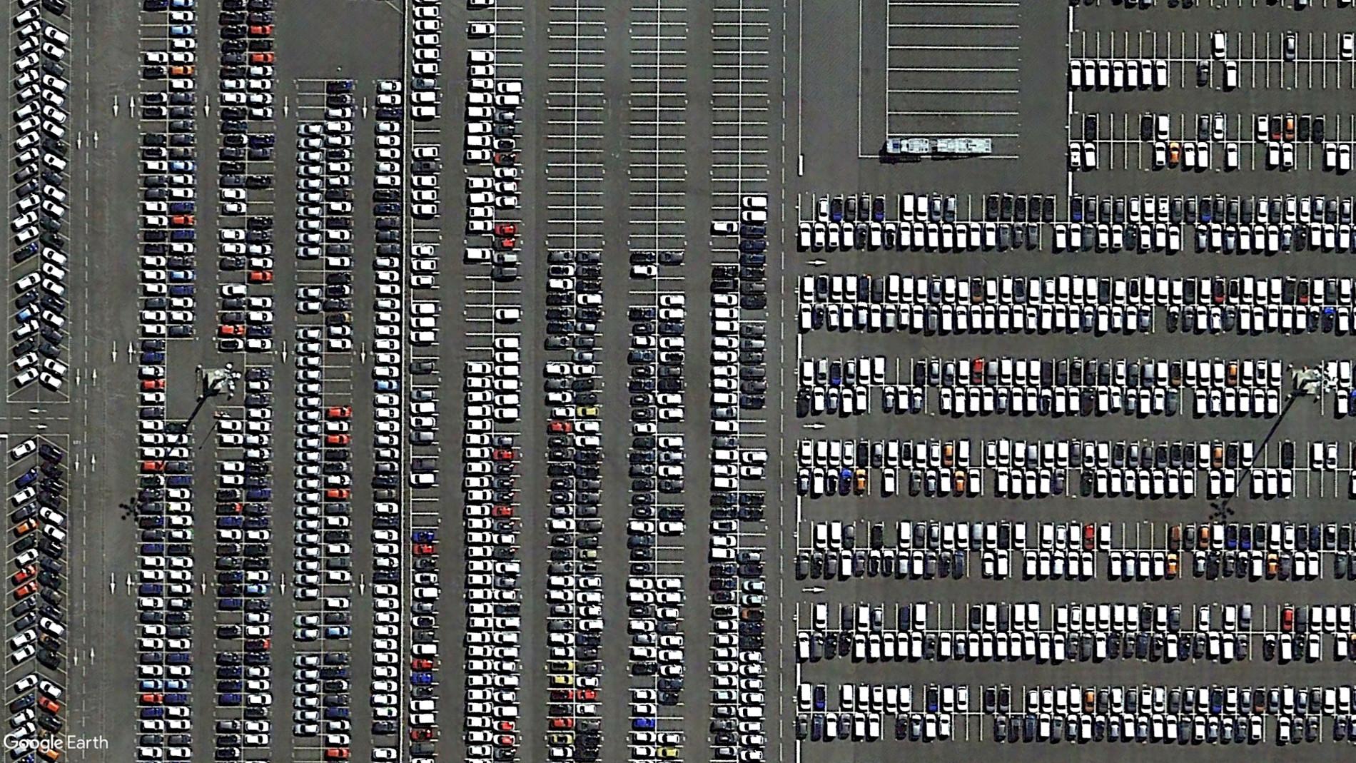 port St_Nazaire_parking