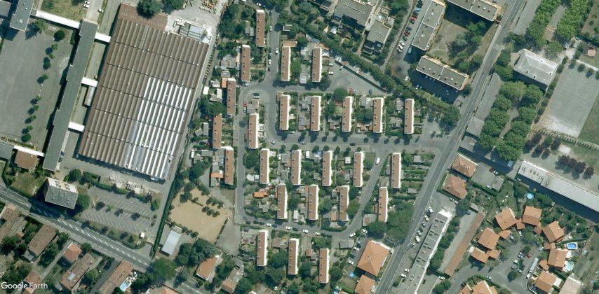La Cité Blanche en 2006