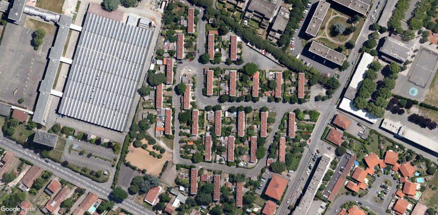 La Cité Blanche en 2012