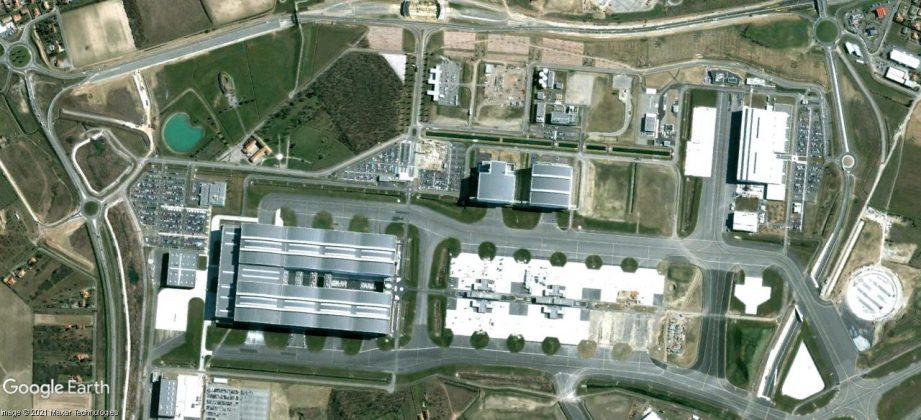Aeroconstellation 2005