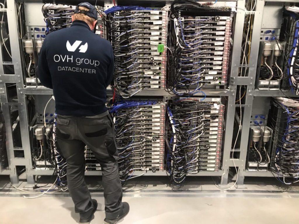 Data Server OVH