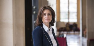 22 mars 2018: Mme Sandrine Josso